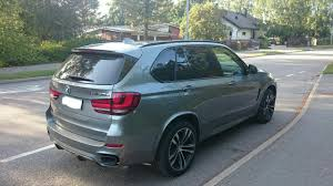 Bmw X5 50d M - space grey m50d finally here