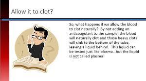 phlebotomy lesson 3 3 serum and plasma youtube