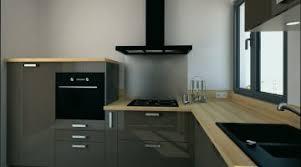 cuisine plan de travail bois plan de travail cuisine en bois best of magnifiqué cuisine blanche