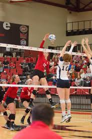 Siue Parking Map Siue Volleyball Vs Belmont Senior Day 11 14 Siue