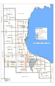 Cities In Michigan Map by Bay County The Official Bay County Michigan Government Website