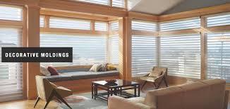 decorative moldings total window treatments elmhurst