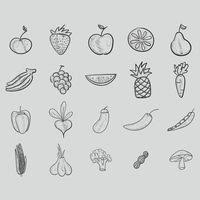 food foods banner banners healthy eating fruit fruits vegetable