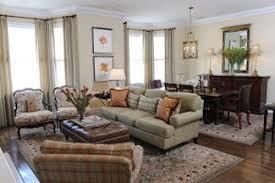 Small Living Room And Dining Room Combo With Blue Paint Color - Living room dining room combo
