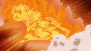 Wild Fire Vs Dragon Fire by Fire Release Great Fire Annihilation Narutopedia Fandom