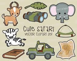 safari binoculars clipart premium vector clipart kawaii safari clipart kawaii safari