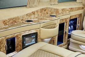 the larte design mercedes benz v class is revealed