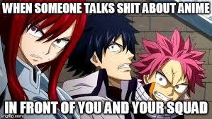 Cartoon Meme Maker - anime is not cartoon memes imgflip
