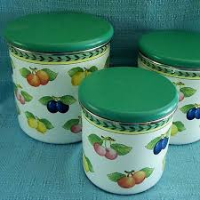 vintage canisters for kitchen 91 best vinatage canister sets images on vintage