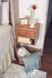 Floating End Table by Wall Mounted Bedside Table Large Size Of Bedroom Painted Wall