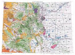Canyon City Colorado Map by Colorado Deer Gmu Map Wire Get Free Images About World Maps Gmu