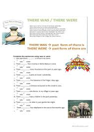 17 free esl there were worksheets