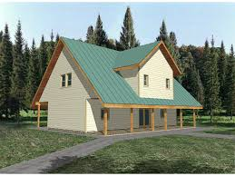 Build Small Saltbox House Plans by Carroll Cove Saltbox Cabin Home Plan 088d 0131 House Plans And More