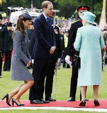 royal etiquette the royal family always follows reader s