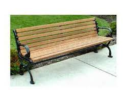 iron park benches valley bv 750 8d cast iron wood park bench