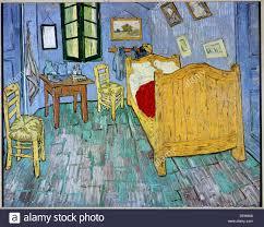 the bedroom van gogh the bedroom sep 1889 by vincent van gogh 1853 1890 stock