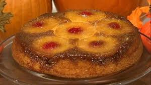 pineapple upside down cake recipe the chew abc com