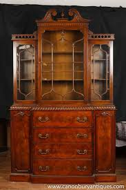 Victorian Bookshelf Victorian Gothic Breakfront Bookcase Mahogany Bookcases