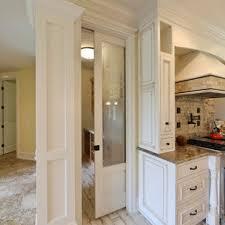 houzz glass kitchen cabinet doors etched glass pantry door ideas houzz