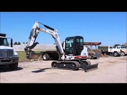 2008 bobcat 337g compact excavator workshop service repair manual