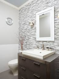 Houzz Photos Bathroom Half Bath Tile Houzz