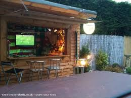 Backyard Bar Ideas Backyard Bar Shed Gardening Design