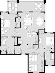 resort floor plans floor plan furniture coverings and landscaping not mountain resort