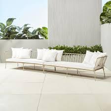 white garden stool wooden med art home design posters
