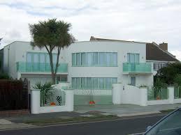 Art Deco House Designs Wonderful White Grey Glass Wood Luxury Design Interior Art Deco