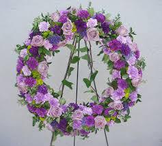 funeral wreaths wreath featuring florigene carnations