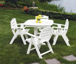 awesome plastic outdoor patio furniture amazing home design cool