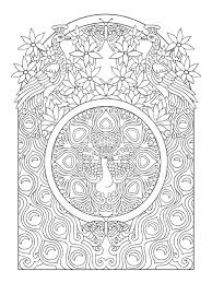 pattern coloring pages for adults get this online art deco patterns coloring pages for adults 654de56