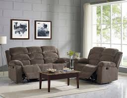 Sofa And Recliner Reclining Sofa And Loveseat By New Classic Furniture