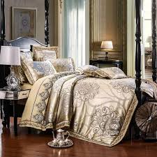 Royal Bedding Sets Cool Tees And Things 4 6pcs Luxury Royal Bedding Set Stain