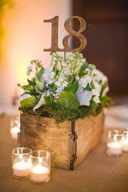 rustic center pieces rustic centerpiece infinitely inspired