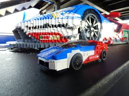 lego ford moc speed champions ford gt lm u002716 lego town eurobricks forums