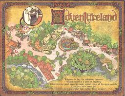 magic kingdom disney map walt disney s sorcerers of the magic kingdom sotmk