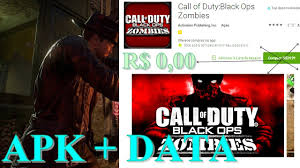 black ops zombies apk call of duty black ops zombies apk data android 2017