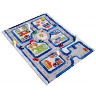 Childrens Play Rug by 3d Play Rugs