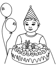 birthday boy how to draw birthday boy coloring pages best place to color