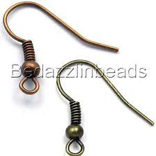 earing hook nickel free earring hooks ebay