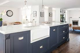 porcelain kitchen sink the kitchen looks very clean with modern