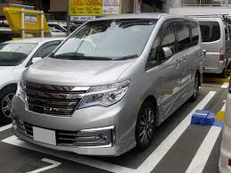 nissan serena 2000 file nissan serena rider s hybrid c26 front jpg wikimedia commons