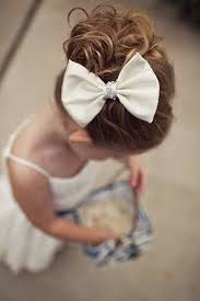 flowergirl hair flower girl hairstyles mywedding