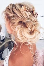 chignon mariage coiffure mariée 31 des plus belles coiffures de mariée 2017 en photos