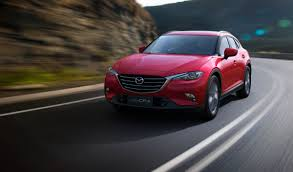 mazda 4 all new mazda cx 4 is a better looking cx 5 sold exclusively in china
