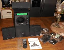 rca rt151 home theater system bach odin hdx 707 professional series 5 1 home theater system