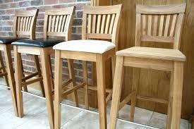 Oak Breakfast Bar Table Oak Breakfast Bar Table Wooden Kitchen Bar Stools Oak Breakfast