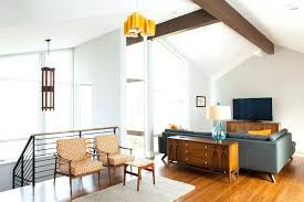 is livingroom one word midcentury modern living room one word to describe this space