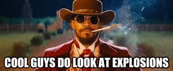 Django Meme - explosion meme 100 images lolcats a bad grammar cat macro meme